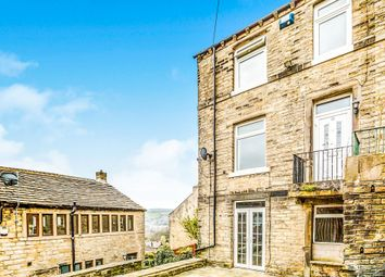 Thumbnail 2 bedroom semi-detached house for sale in Handel Street, Golcar, Huddersfield