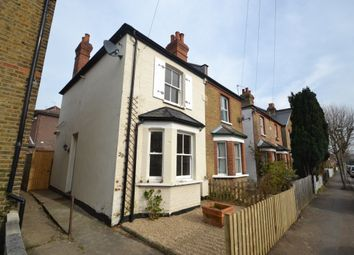 Thumbnail 2 bed semi-detached house to rent in Beaconsfield Road, Surbiton