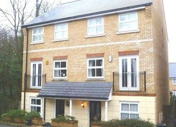Thumbnail 4 bed terraced house to rent in Wells Close, South Croydon