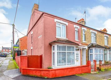 3 bed end terrace house for sale in Primrose Hill, Raunds, Wellingborough NN9