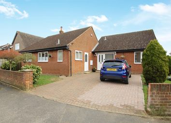 Thumbnail 3 bed bungalow for sale in Moorlands Road, Wing, Leighton Buzzard