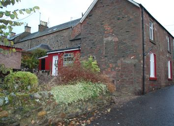 Thumbnail 2 bed flat for sale in Bank Street, Alyth