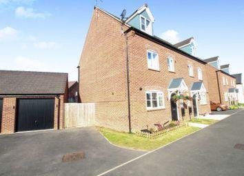 4 bed semi-detached house for sale in Catterlen Close, Boulton Moor, Derby DE24