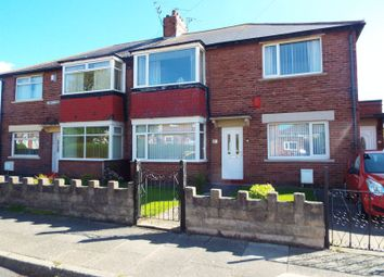 Thumbnail 2 bed flat to rent in Langley Road, North Shields