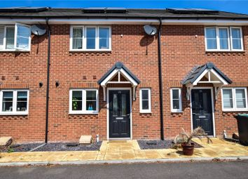 Thumbnail 2 bed terraced house for sale in Cunningham Way, Leavesden, Watford, Hertfordshire
