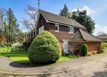 Thumbnail 3 bed end terrace house for sale in Newark Road, Windlesham
