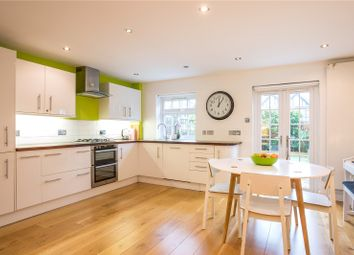 Thumbnail 4 bed terraced house for sale in Ashburnham Close, East Finchley, London