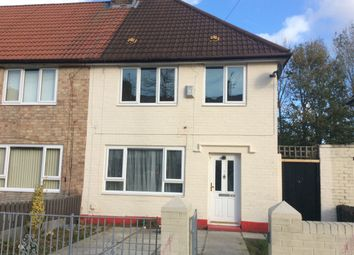 Thumbnail 3 bedroom terraced house to rent in Fairclough Road, Huyton