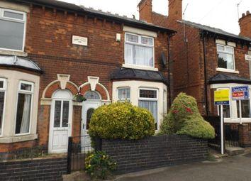 Thumbnail 3 bed semi-detached house for sale in Diamond Avenue, Kirkby-In-Ashfield, Nottingham, Nottinghamshire