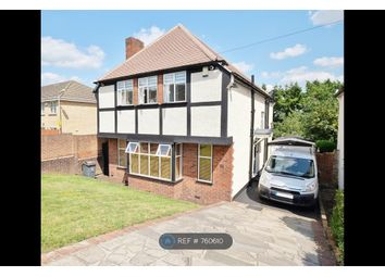 Thumbnail 3 bed detached house to rent in Lynmouth Rise, Orpington