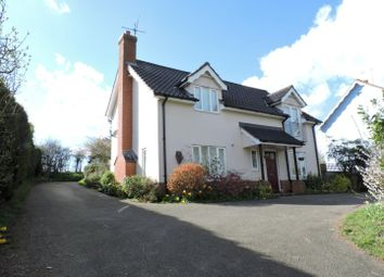 Thumbnail 2 bedroom detached house for sale in The Street, Hacheston, Woodbridge