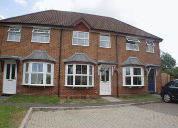 Thumbnail 2 bed terraced house to rent in Blanchard Close, Woodley, Reading