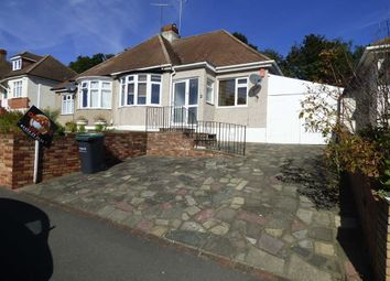 Thumbnail 2 bed semi-detached bungalow for sale in Hillside Avenue, Gravesend