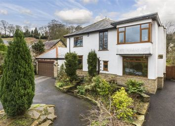 Thumbnail 4 bed detached house for sale in Manor Road, Keighley
