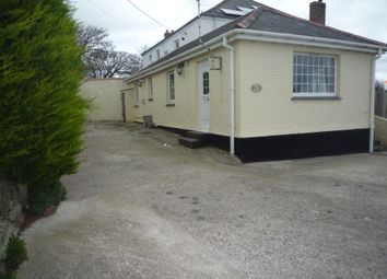 Thumbnail 2 bed bungalow to rent in Reen Cross, Goonhavern, Cornwall