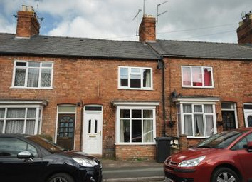 Thumbnail 2 bed terraced house to rent in Egerton Road, Whitchurch, Shropshire