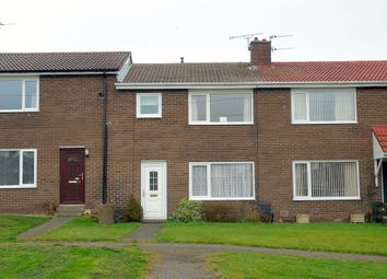 Thumbnail 3 bed terraced house for sale in Spencer Drive, Pegswood, Morpeth