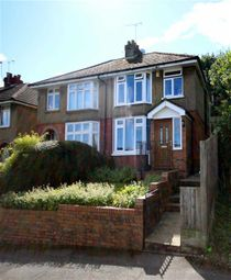 Thumbnail 3 bedroom semi-detached house for sale in Grosvenor Road, Swindon