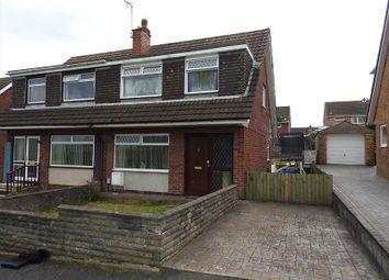 Thumbnail 3 bed property for sale in Heol Brynglas, Kingsbridge, Swansea