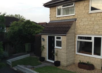 Thumbnail 4 bed semi-detached house to rent in Stratton Heights, Cirencester