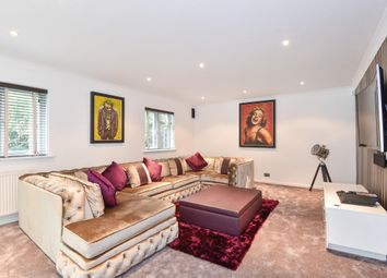 Thumbnail 6 bed detached house for sale in London Road, Camberley
