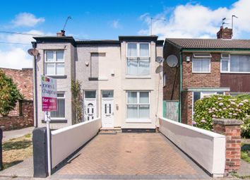 Thumbnail 3 bed semi-detached house for sale in Field Road, New Brighton, Wallasey