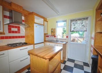 Thumbnail 1 bed terraced house to rent in Whitegates Avenue, West Kingsdown, Sevenoaks