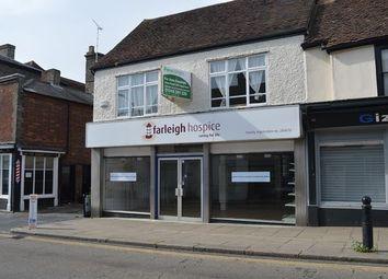 Thumbnail Retail premises for sale in 112 High Street, Maldon