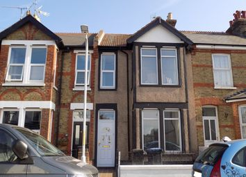 Thumbnail 3 bed terraced house to rent in Southwood Road, Ramsgate