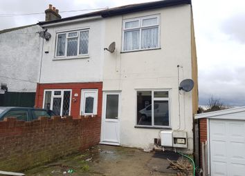 Thumbnail 1 bed flat to rent in Palmerston Road, Chatham