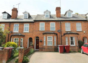 Thumbnail 4 bed terraced house for sale in Hemdean Road, Caversham, Reading