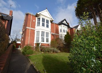 Thumbnail 4 bed semi-detached house for sale in Gladstone Road, Barry
