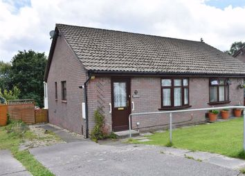 Thumbnail 2 bed semi-detached bungalow for sale in Rhodfa'r Eos, Cwmrhydyceirw, Swansea