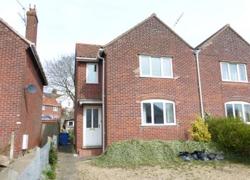 Thumbnail 3 bedroom semi-detached house for sale in Dakin Road, Norwich, Norfolk
