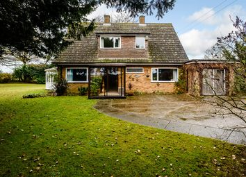 Thumbnail 4 bedroom property for sale in Stow Bedon Road, Caston, Attleborough