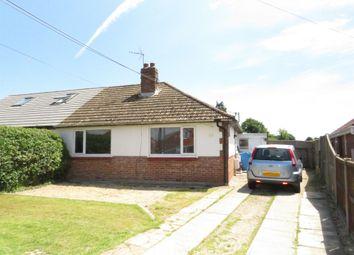 Thumbnail 2 bed semi-detached bungalow for sale in Harwich Road, Little Clacton, Clacton-On-Sea