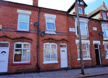 Thumbnail 2 bed terraced house for sale in Connaught Street, Highfields