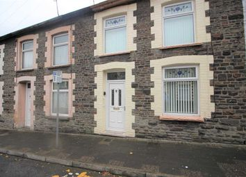 Thumbnail 3 bedroom terraced house for sale in Glannant Street, Penygraig, Tonypandy