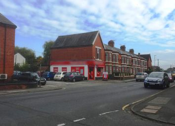 Thumbnail Commercial property for sale in Crewe CW1, UK