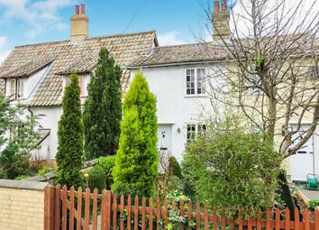 Thumbnail 1 bed terraced house for sale in High Street, Bassingbourn, Royston