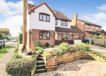 Thumbnail 4 bed detached house for sale in Millers Close, Ashleworth, Gloucester