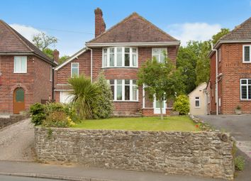 Thumbnail 4 bed detached house for sale in West Coker Road, Yeovil