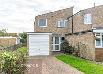 Thumbnail 3 bedroom end terrace house for sale in Virgil Drive, Broxbourne, Hertfordshire