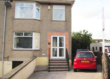 Thumbnail 3 bed end terrace house for sale in Speedwell Road, Kingswood