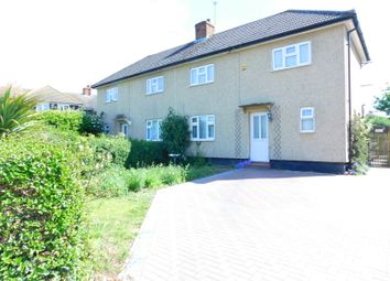 Thumbnail 3 bed semi-detached house for sale in Glebe Avenue, Arlesey, Beds