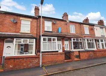 Thumbnail 2 bed terraced house for sale in Woodman Street, Milton, Stoke-On-Trent