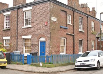 Thumbnail 2 bed end terrace house to rent in 36 High Street, Macclesfield