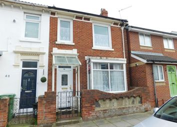 Thumbnail 3 bed end terrace house for sale in Fordingbridge Road, Southsea