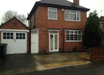 Thumbnail 3 bedroom detached house to rent in Cressett Lane, Brierley Hill