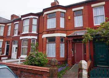 Thumbnail 4 bed terraced house for sale in Harrowby Road, Liverpool